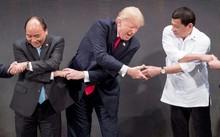 Tổng thống Donald Trump đánh giá cao chuyến công du đến châu Á