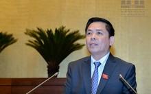 Bộ trưởng Nguyễn Văn Thế. Ảnh: Quốc hội