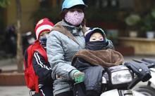 Không khí lạnh gây mưa rét cho Bắc Bộ và Bắc Trung Bộ