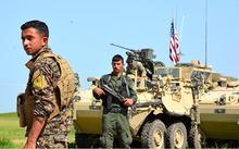 Lực lượng dân quân người Kurd YPG do Mỹ hậu thuẫn