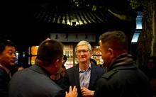 Tim Cook-CEO Apple. Ảnh: Reuters