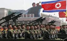 Tình hình trên bán đảo Triều Tiên đang hết sức căng thẳng.