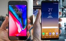 So găng iPhone 8 Plus và Samsung Galaxy Note8: Cuộc chiến hấp dẫn của hai smartphone màn hình lớn đáng mua nhất hiện nay