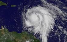 Cơn bão Maria ở Đại Tây Dương