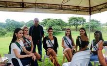 Hà Thu vươn lên dẫn đầu thành tích tại đấu trường Hoa hậu Trái đất 2017