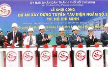 Nhà đầu tư Hồng Kông và Nga đang tiếp cận đầu tư tuyến Metro số 2, TP. Hồ Chí Minh