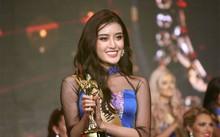 Huyền My  chỉ dừng lại ở Top 10 Miss Grand International