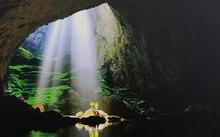 Hang Sơn Đòong (Vườn Quốc gia Phong Nha - Kẻ Bàng) một di sản thiên nhiên của Thế giới. Ảnh: Unesco World Natural Heritage