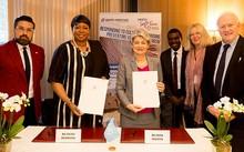 Tòa án Hình sự Quốc tế và UNESCO Tăng cường Hợp tác về Bảo vệ Di sản Văn hoá