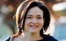 Sheryl Sandberg - Giám đốc điều hành của Facebook