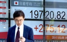 Chứng khoán Châu Á đang tăng trưởng thần kì