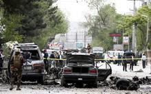 Hàng loạt vụ khủng bố ôm bom tự sát nhằm vào Afghanistan