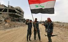 Iraq thu hồi lại lãnh thổ từ tay IS