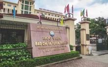 Học viện Báo chí và Tuyên truyền công bố điểm chuẩn năm 2017