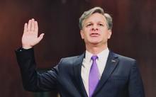 Chris Wray tuyên thệ nhậm chức Giám đốc FBI