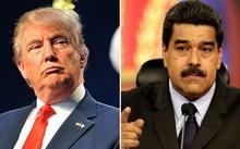 "Trump đe dọa Venezuela bằng ""biện pháp quân sự"""