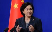 Trung Quốc kêu gọi giải quyết hòa bình đối với căng thẳng Triều Tiên