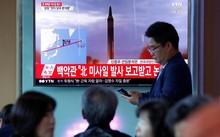 Căng thẳng gia tăng khi Triều Tiên thử tên lửa bay qua Nhật Bản