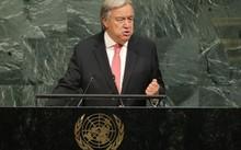 Tổng thư ký LHQ yêu cầu giải quyết hòa bình vấn đề Triều Tiên