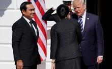 Trump mong muốn cải thiện quan hệ thương mại giữa Mỹ và Thái Lan