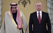 Vị vua Ả Rập đầu tiên viếng thăm Nga thỏa thuận gì?