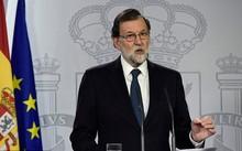 Thủ tướng Tây Ban Nha đe dọa dùng mọi cách để ngăn chặn Catalan