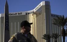 Tay súng Las Vegas đã bắn chết bảo vệ trước khi thảm sát