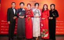 'Cô Ba Sài Gòn' đưa áo dài Việt Nam lên thảm đỏ LHP Busan 2017