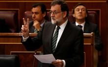 Tây Ban Nha dự định tổ chức bầu cử để giải quyết vấn đề Catalan
