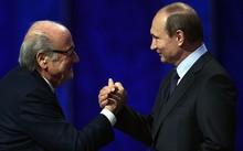 Cựu chủ tịch FIFA sẽ đến World Cup theo lời mời của Tổng thống Putin