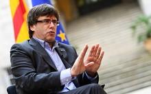 Tuyên bố độc lập, Thủ hiến Catalan đối mặt tội danh nổi loạn