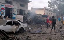 Đánh bom hàng loạt ở Somali, ít nhất 17 người thiệt mạng