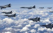 Máy bay ném bom Mỹ 'oanh tạc', Triều Tiên tố Mỹ 'khiêu khích'