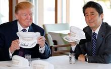 Tổng thống Trump tới Nhật Bản, khẳng định 'sát cánh' cùng đồng minh