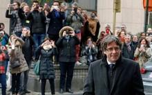 Bỉ cân nhắc việc dẫn độ cựu Thủ hiến Catalonia về Tây Ban Nha