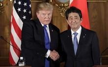 Tổng thống Trump liên tiếp chỉ trích Triều Tiên trong chuyến thăm Nhật Bản