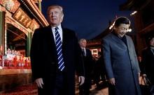 Toàn cảnh ngày đầu chuyến thăm Trung Quốc của Tổng thống Mỹ Donald Trump