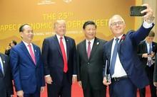 Những hình ảnh thú vị của các nhà lãnh đạo bên lề Hội nghị APEC