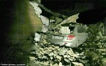 Động đất gần biên giới Iran-Iraq: Ít nhất 61 người thiệt mạng