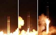 Hàn Quốc nói gì về tên lửa mới nhất của Triều Tiên ?