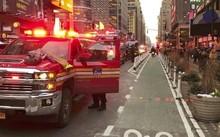Nổ chưa rõ nguyên nhân ở Manhattan, New York