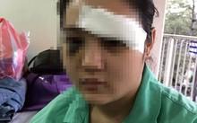 Nạn nhân đang được điều trị trong bệnh viện
