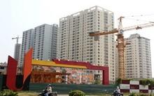 Dự án Usilk City đã thu hàng ngàn tỷ đồng của khách hàng nhưng vẫn chậm tiến độ gần 5 năm nay