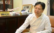 Ông Vương Duy Biên-Thứ trưởng Bộ Văn hoá-Thể thao và Du lịch