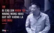 Hà Văn Thắm xin tòa những gì trong phần tự bào chữa?