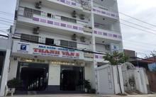 Khách sạn nơi ông Quang báo bị mất tiền.