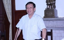 Ông Đặng Quang Phương, nguyên Phó chánh án TAND Tối cao.