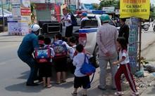 Hơn 1.000 học sinh trường tiểu học An Phú Tây 2 phải sơ tán khẩn cấp