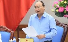 Thủ tướng Nguyễn Xuân Phúc chỉ đạo tại Hội nghị về công tác quản lý, bảo vệ rừng