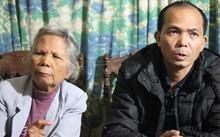 Bà Đặng Thị Nga và con trai Trịnh Huy Dương nhiều năm mang án oan giết chồng, giết cha.